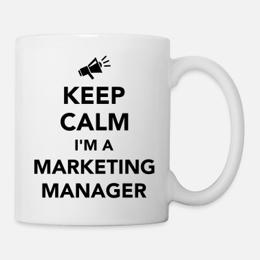Funny Marketing manager - Coffee/Tea Mug