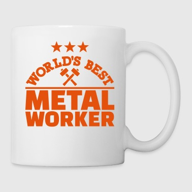 Metal worker - Coffee/Tea Mug