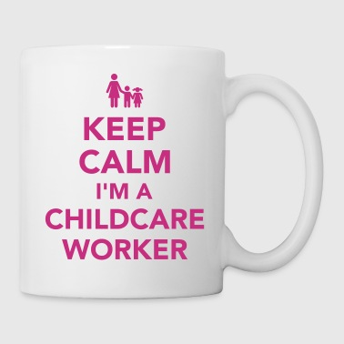 Childcare worker - Coffee/Tea Mug