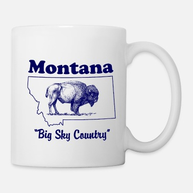 Big Sky Montana Big Sky Country - Mug