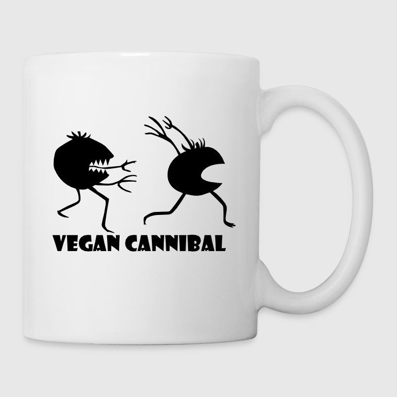 Vegan Cannibal - Coffee/Tea Mug