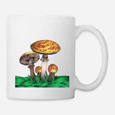 Magic Mushroom - Coffee/Tea Mug