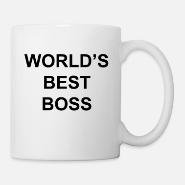 Boss Worlds Best Boss - Mug