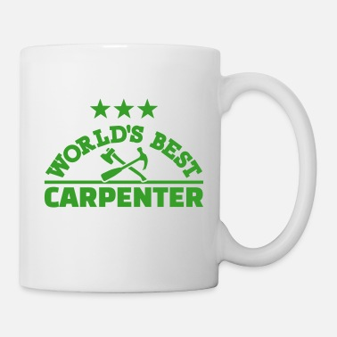 Saws Carpenter - Mug