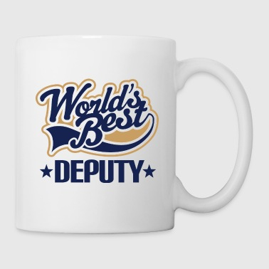 Deputy Law Enforcement Gift - Coffee/Tea Mug
