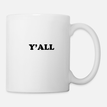 The South South Carolina Yall - Mug