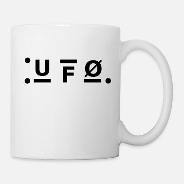 Ufo UFO - Coffee/Tea Mug