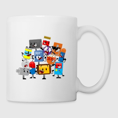Object Count Down Cast - Coffee/Tea Mug