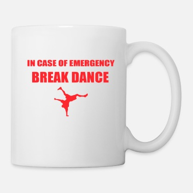 Break Dance BREAK DANCE - Coffee/Tea Mug