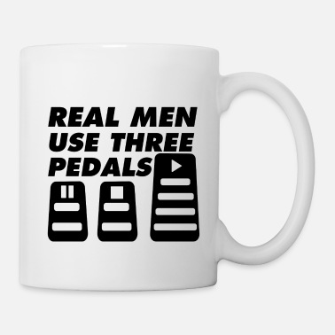 Pedal pedals - Coffee/Tea Mug