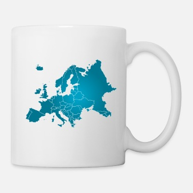 blue - Coffee/Tea Mug