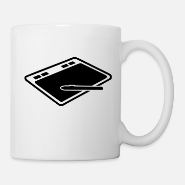 Tablet Tablet - Coffee/Tea Mug