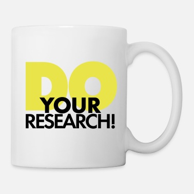 Sherlock Do Your Research! (free color choice) - Mug