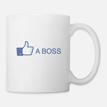 Like A Boss Like a Boss - Coffee/Tea Mug