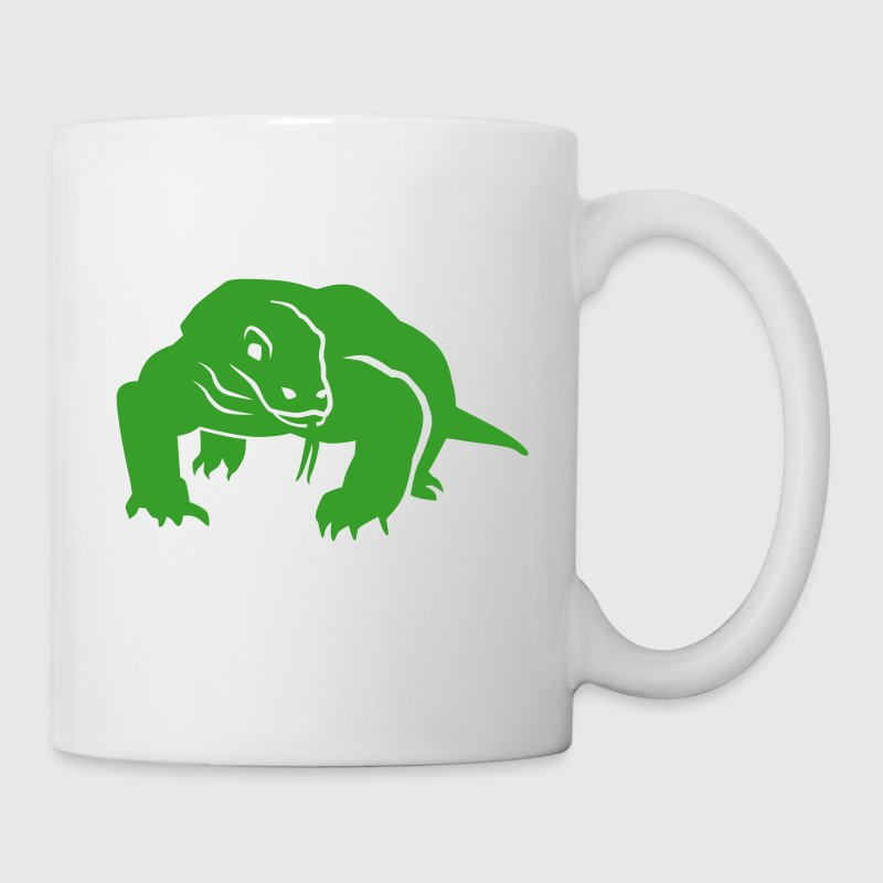 Komodo dragon - Coffee/Tea Mug