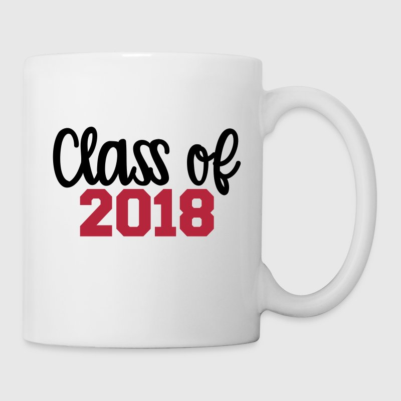 Class of 2018 - Coffee/Tea Mug
