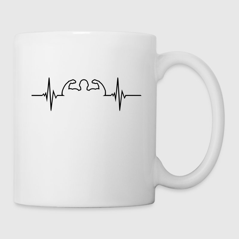 Pulse - Bodybuilding - Coffee/Tea Mug