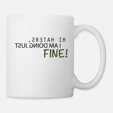 Fine FINE - Coffee/Tea Mug