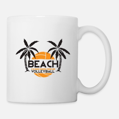 Beach Volleyball Beach Volleyball - Coffee/Tea Mug