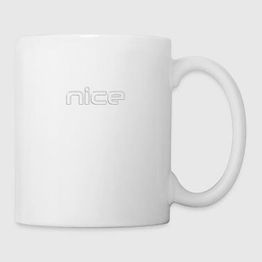 Relief nice - white Relief - Coffee/Tea Mug