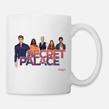 Is It Love? Secret Palace Characters - Mug