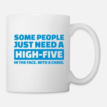 Five High-Five - Coffee/Tea Mug