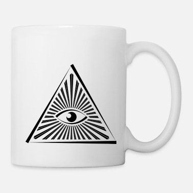 Illuminati Illuminati - Coffee/Tea Mug