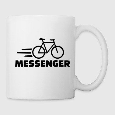 Bike messenger - Coffee/Tea Mug