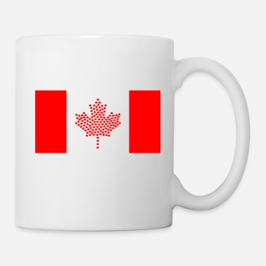 Canada Flag canada - Coffee/Tea Mug