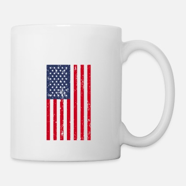 Veterans Day 4th Of July American Flag - Coffee/Tea Mug