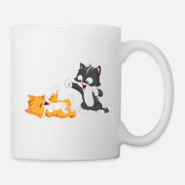 Playful PLAYFUL KITTIES - Mug