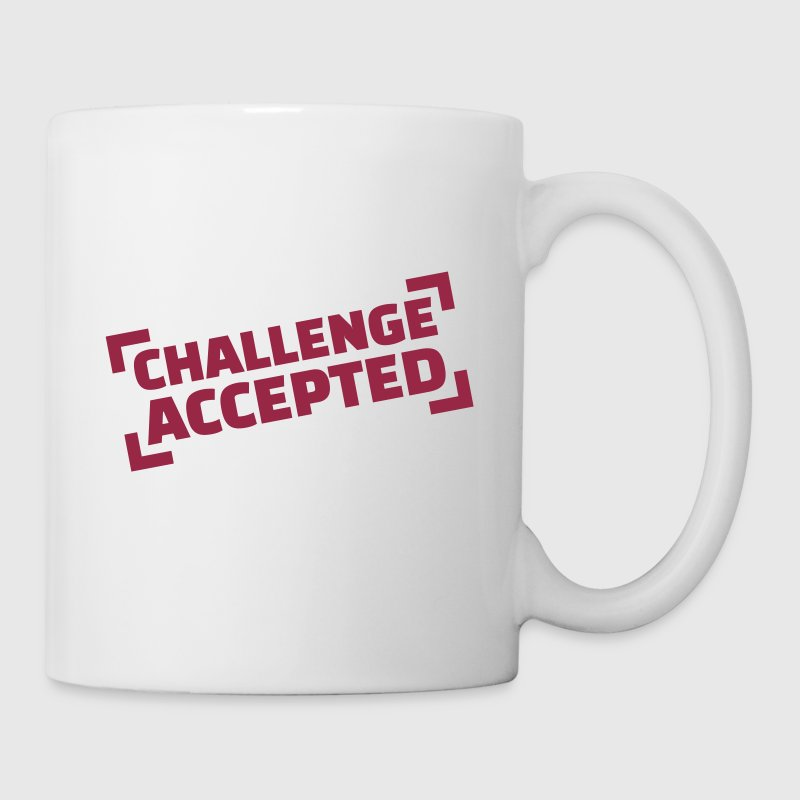 Challenge accepted - Coffee/Tea Mug