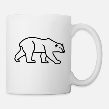 Polar Bear Polar bear - Coffee/Tea Mug