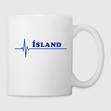 Island - Coffee/Tea Mug