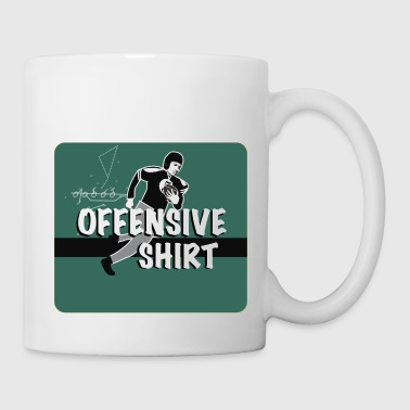 Offense Offensive - Coffee/Tea Mug