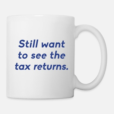 Russia Still See Tax Returns - Coffee/Tea Mug
