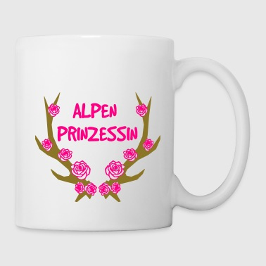 Oktoberfest princess of alps 2reborn - Coffee/Tea Mug