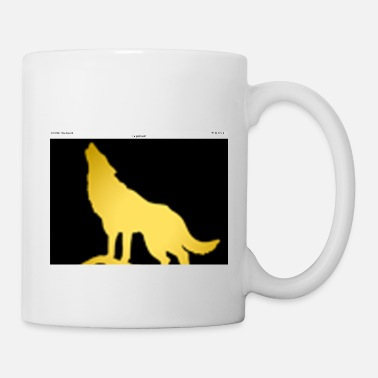 Wolf Golden Wolf Lindsay 2007 - Coffee/Tea Mug