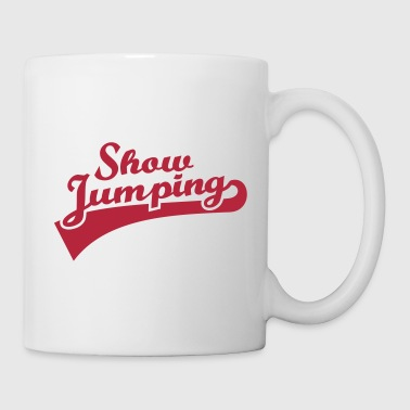Show Jumping - Coffee/Tea Mug
