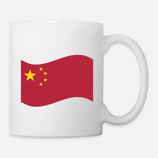 Beijing Mugs & Drinkware - China  - Mug white