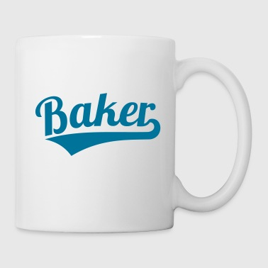 Baker - Coffee/Tea Mug