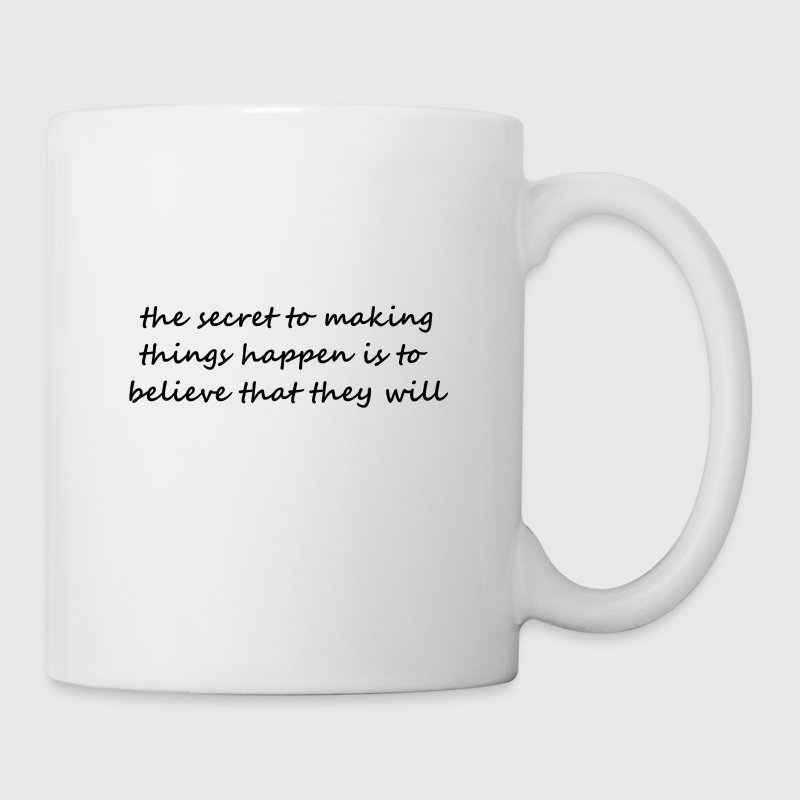 the secret - Coffee/Tea Mug