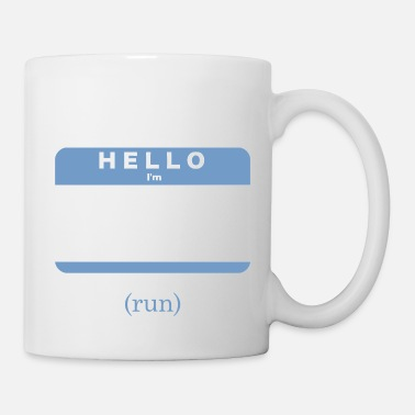 Tag Tag - Coffee/Tea Mug