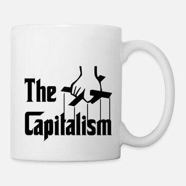 Capital Capitalism - Coffee/Tea Mug