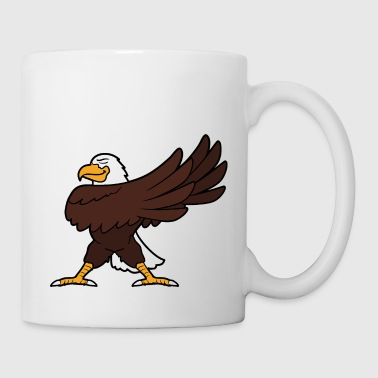 Dabbing Dancing Eagle - Coffee/Tea Mug