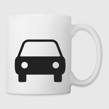 Car symbol - Coffee/Tea Mug