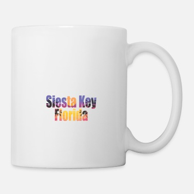 Florida siesta Key in Florida - Mug