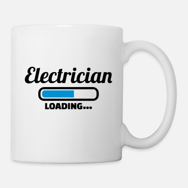 Loading Electrician - Mug