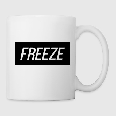 FreeZe Logo - Coffee/Tea Mug