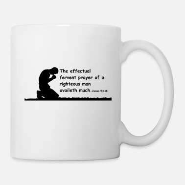 Prayer Prayer - Coffee/Tea Mug